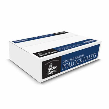 Picture of Pollock Fillets 140-170g (25)