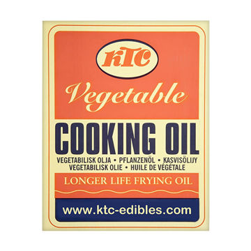 Picture of Extended Life Vegetable Oil (20ltr)