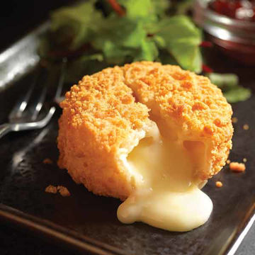 Picture of Breaded Camembert Rounds (8x10)