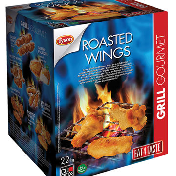 Picture of Roasted Chicken Wings (2.2kg)