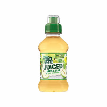 Picture of Fruit Shoot Juiced Apple & Pear (24x200ml)