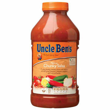 Picture of Uncle Ben's Mexican Salsa Sauce (2x2.23kg)