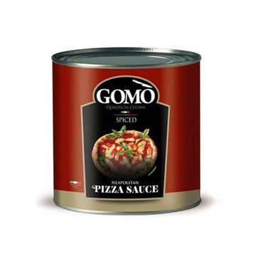 Picture of Spiced Neapolitan Pizza Sauce (6x2.55kg)
