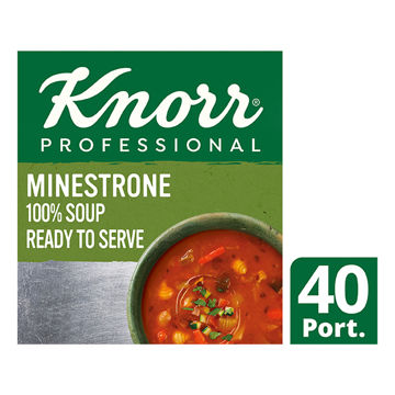 Picture of 100% Minestrone Soup (4x2.5kg)