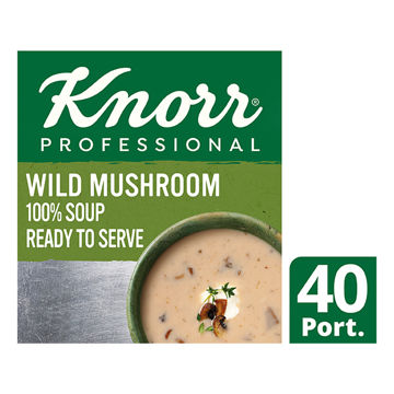 Picture of 100% Wild Mushroom Soup (4x2.5kg)