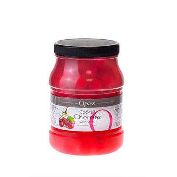 Picture of Opies Red Cocktail Cherries (2x1.7kg)