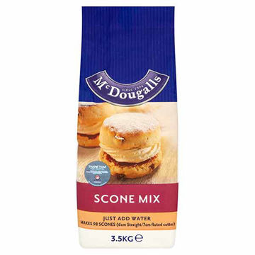 Picture of McDougalls Scone Mix (4x3.5kg)