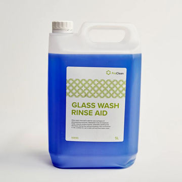 Picture of Glass Wash Rinse Aid (2x5L)
