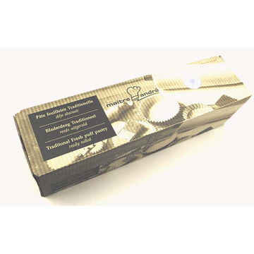 Picture of Maitre André Puff Pastry Roll (4.25kg)