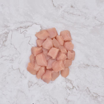 Picture of Chicken Diced Breast (1kg Wt)