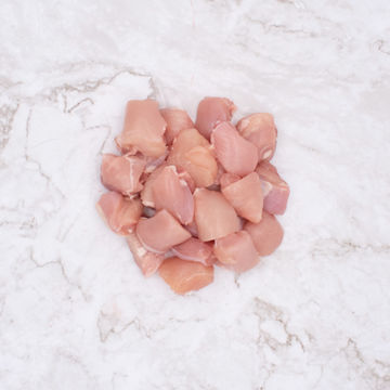 Picture of Chicken Leg Meat - Diced (1kg Wt)