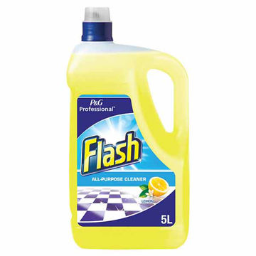 Picture of Flash Lemon All Purpose Cleaner (2x5L)