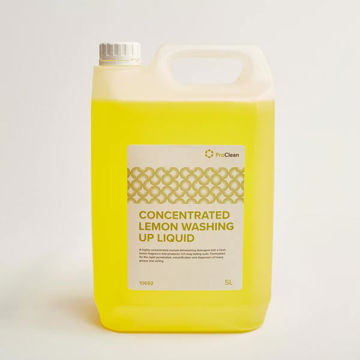 Picture of Concentrated Lemon WashingUp Liquid (2x5L)