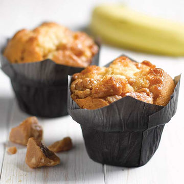 Picture of Banana & Toffee Muffins (24x125g)