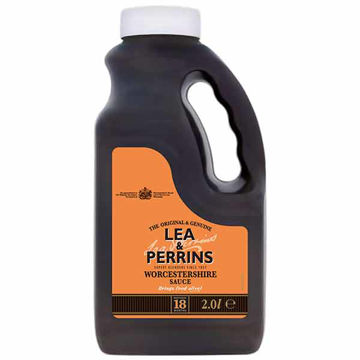 Picture of Lea & Perrins Worcester Sauce (2x2L)