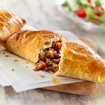 Picture of Beef & Vegetable Pasties (30x216g)
