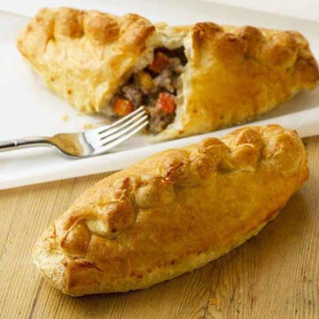 Picture of Beef & Vegetable Pasties (36x180g)