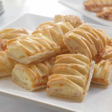 Picture of Cheese & Onion Lattice Fingers (36x80g)
