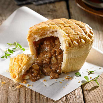 Picture of Beef & Onion Pies (24x240g)