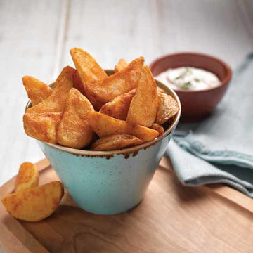 Picture of Seasoned Wedges (4x2.5kg)