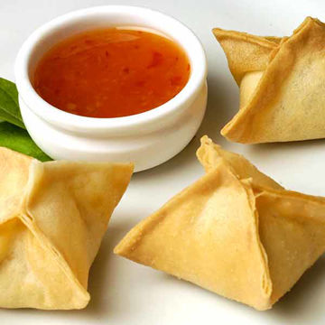Picture of Mango & Brie Pastry Parcels (25x30g)
