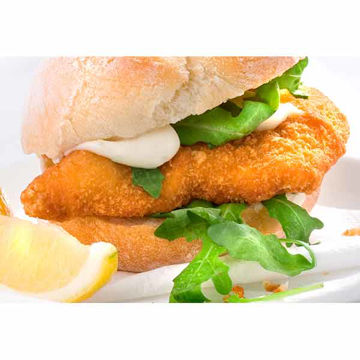 Picture of Breaded Chicken Fillets (2.16kg)