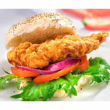 Picture of Crispy Hot 'n' Spicy Chicken Fillets (18x110g)