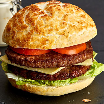 Picture of 4oz 100% Beef Burgers (48x113g)
