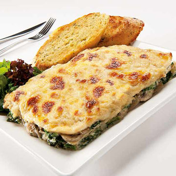Picture of Spinach & Mushroom Lasagne (12x400g)