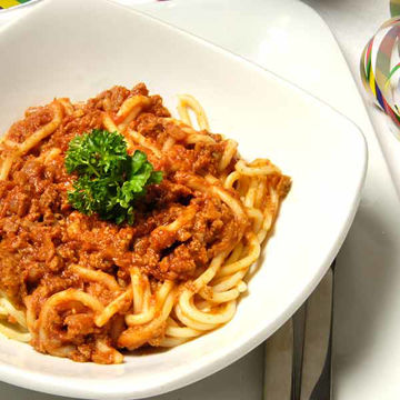 Picture of Spaghetti Bolognaise - Small Portion (20x250g)