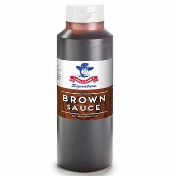 Picture of Uncle Johns Brown Sauce (6x1L)