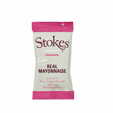 Picture of Real Mayonnaise Sachets (80x32ml)