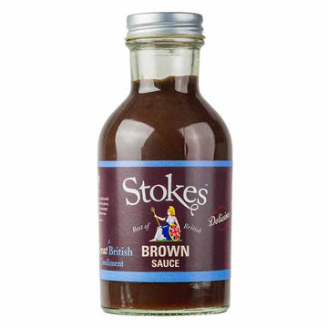 Picture of Real Brown Sauce (12x320g)