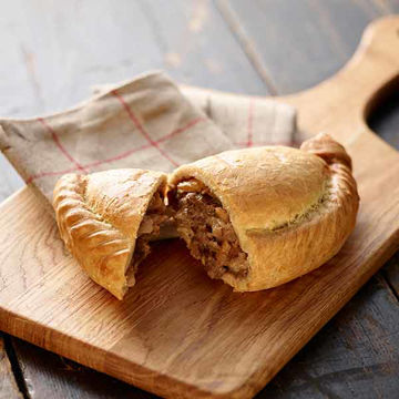Picture of Traditional Cornish Steak Pasties (20x283g)