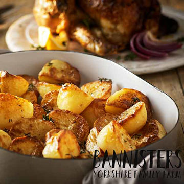 Picture of Traditional Roast Potatoes (4x2.27kg)