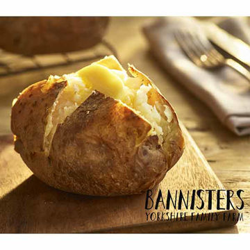 Picture of Extra Large Baked Jacket Potatoes (3x10 (30))