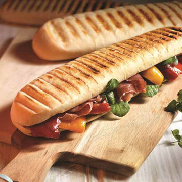 Picture of Oval Paninis (50x130g)