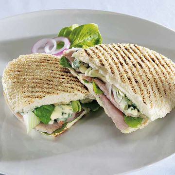 Picture of Sesame Oval Paninis (50x130g)