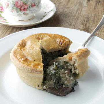 Picture of Mushroom & Spinach Pies (6x260g)