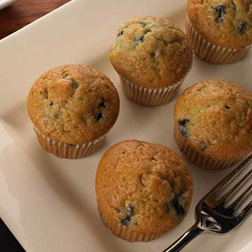 Picture of Mini Blueberry Muffins (72x30g)