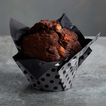 Picture of Triple Chocolate Muffins (24x114g)