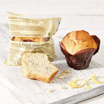 Picture of Lemon & Poppy Seed Muffins (24)
