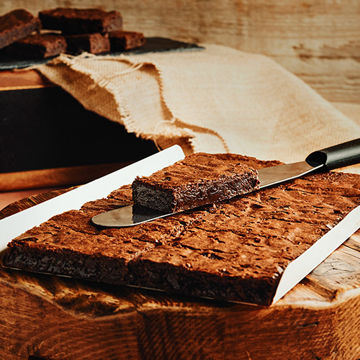 Picture of Gluten-Free Belgian Chocolate Brownie (14p/ptn)