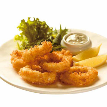 Picture of Hand Cut Panko Coated Squid Rings (6x700g)