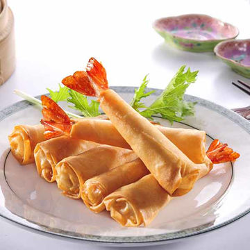 Picture of Prawns in Filo Pastry 21/25lb (10x500g)