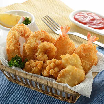 Picture of Seafood Basket (12x200g)