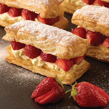 Picture of Puff Pastry Rolls (2x5kg)