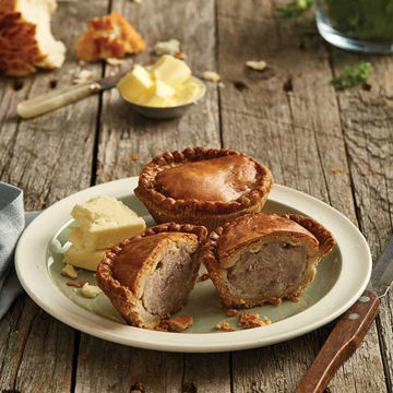 Picture of Lincolnshire Picnic Pork Pies (36x78.5g)