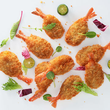 Picture of Breaded Butterfly King Prawns (10x500g)