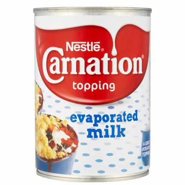 Picture of Carnation Evaporated Milk (12x410g)